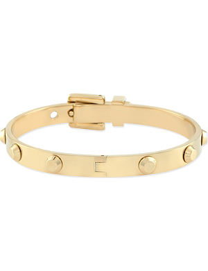 MICHAEL KORS JEWELLERY Astor buckle bangle