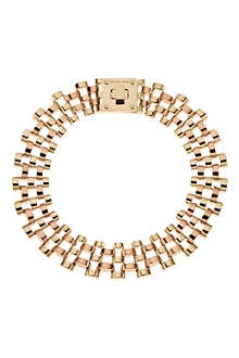 MICHAEL KORS Watch-link necklace