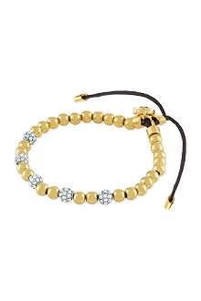 MICHAEL KORS JEWELLERY Crystal tie bracelet
