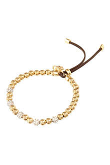 MICHAEL KORS Bead cubix friendship bracelet