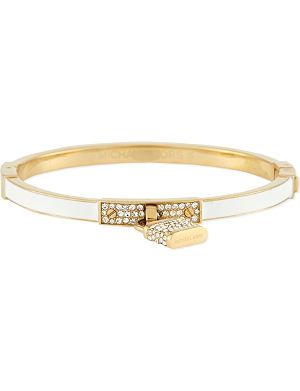 MICHAEL KORS JEWELLERY Padlock bracelet