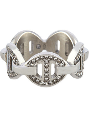 MICHAEL KORS JEWELLERY Maritime chain-linked ring
