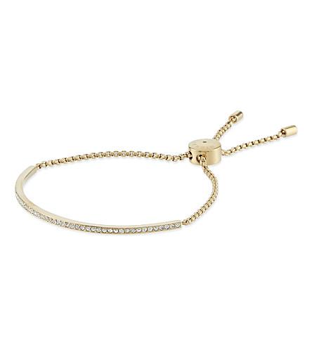 MICHAEL KORS JEWELLERY Friendship bracelet (Gold