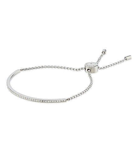MICHAEL KORS JEWELLERY Friendship bracelet (Silver