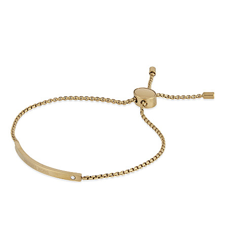 MICHAEL KORS JEWELLERY Glitz friendship bracelet (Gold