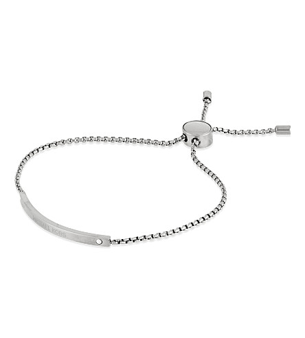 MICHAEL KORS JEWELLERY Glitz friendship bracelet (Silver