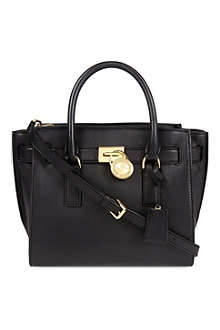 MICHAEL KORS Hamilton medium traveller bag