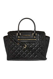 MICHAEL MICHAEL KORS Selma quilted leather tote