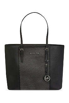 MICHAEL MICHAEL KORS Micro stud medium travel tote