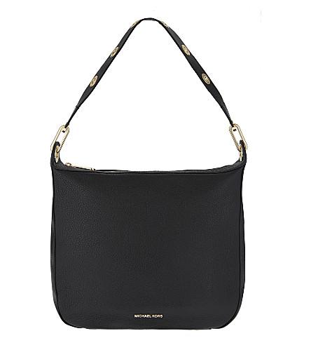 MICHAEL MICHAEL KORS - Raven large leather shoulder bag ...