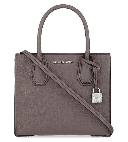 MICHAEL MICHAEL KORS Mercer medium leather shoulder bag (Cinder