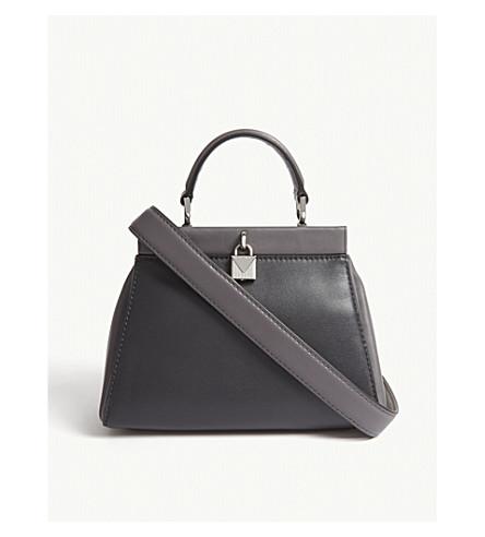 MICHAEL MICHAEL KORS - Gramercy leather satchel   Selfridges.com 506b1ebb0c
