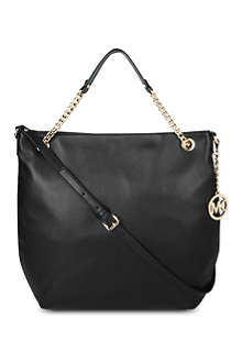 MICHAEL KORS Jet set shoulder tote