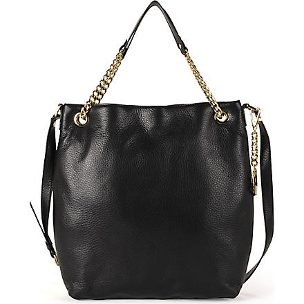 MICHAEL KORS Jet Set Chain large shoulder bag (Black