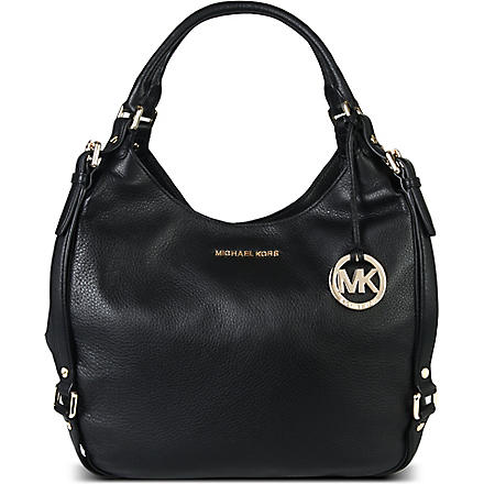 MICHAEL KORS Bedford large hobo (Black
