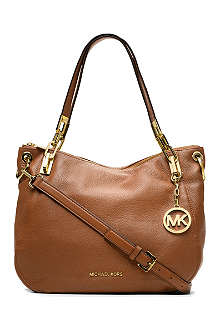MICHAEL KORS Brooke large leather shoulder bag