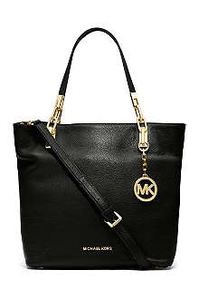MICHAEL KORS Brooke medium leather tote