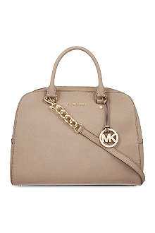 MICHAEL MICHAEL KORS Jet set large satchel