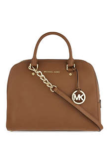 MICHAEL KORS Jet Set satchel