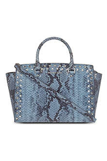 MICHAEL KORS Selma jewelled satchel