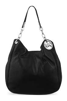 MICHAEL KORS Fulton large leather tote