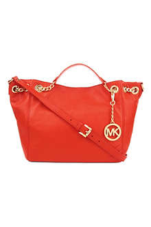 MICHAEL KORS Jet Set Chain medium tote