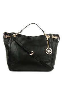MICHAEL KORS Jet Set Chain large tote