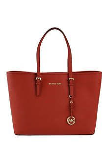 MICHAEL KORS Jet Set medium multifunctional tote
