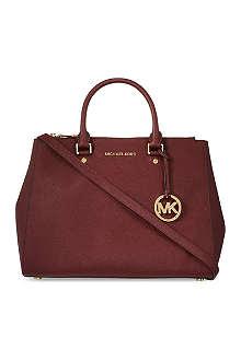 MICHAEL MICHAEL KORS Sutton large satchel