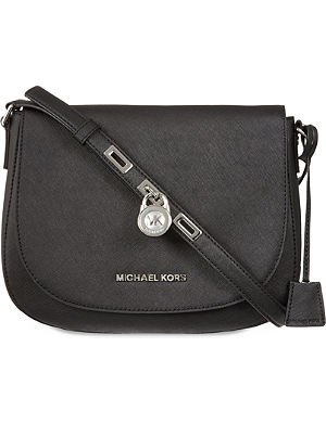 MICHAEL MICHAEL KORS Hamilton large messenger bag