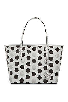 MICHAEL KORS Polka-dot travel bag