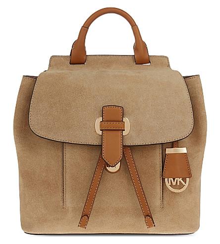 MICHAEL MICHAEL KORS Romy medium backpack (Shell