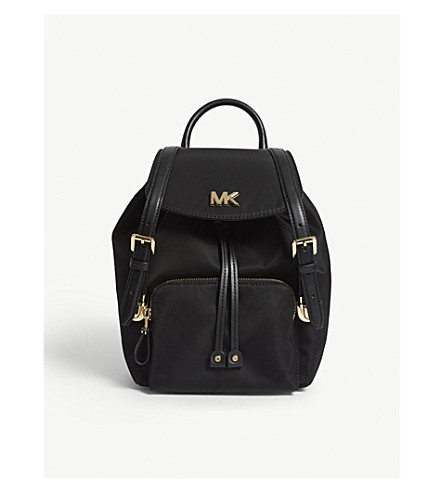 MICHAEL MICHAEL KORS Mott small backpack (Black