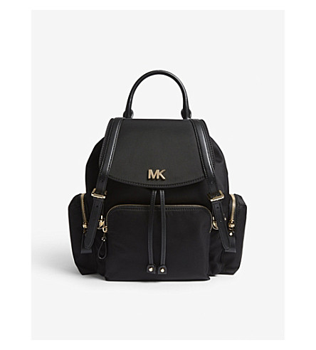MICHAEL MICHAEL KORS Mott medium backpack (Black