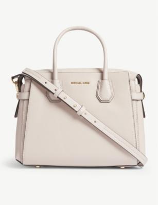Mercer leather tote bag(7984566)