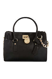 MICHAEL KORS Hamilton East/West satchel