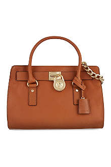 MICHAEL MICHAEL KORS Hamilton East/West satchel