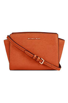 MICHAEL KORS Selma medium messenger tote