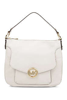 MICHAEL KORS Fulton leather shoulder bag