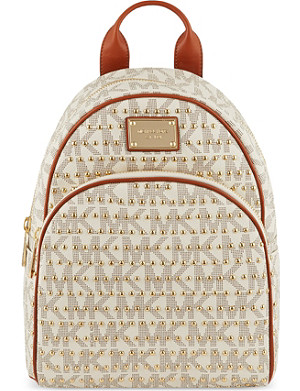 MICHAEL MICHAEL KORS Jet Set studded backpack