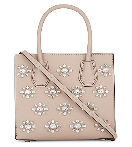 MICHAEL MICHAEL KORS Mercer leather tote (Ballet