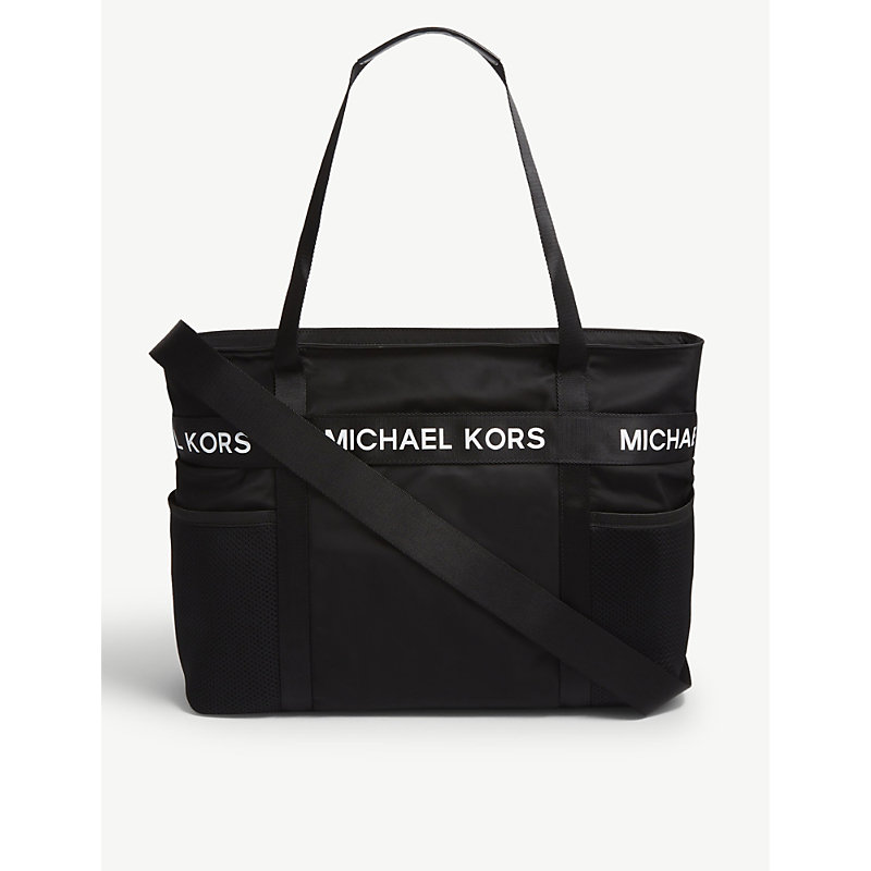 The Michael large nylon tote