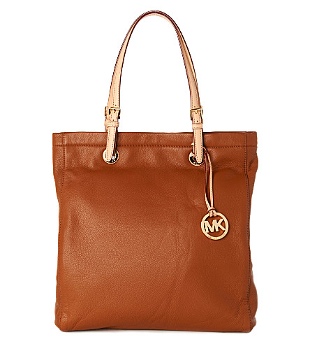 MICHAEL KORS Jet Set Items tote (Luggage