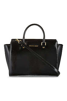 MICHAEL KORS Selma large satchel