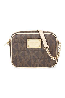 MICHAEL KORS Jet Set cross-body bag