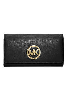 MICHAEL KORS Fulton leather wallet