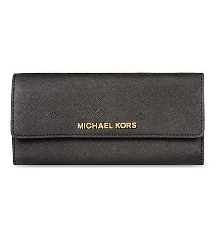 MICHAEL MICHAEL KORS Jet Set travel carryall (Black
