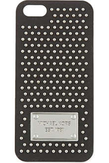 MICHAEL KORS Mini stud phone case