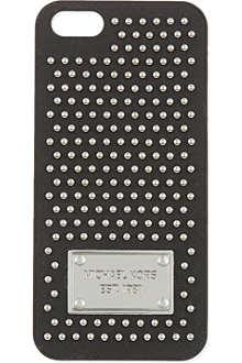 MICHAEL KORS Mini stud phone case