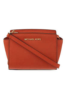 MICHAEL KORS Selma mini messenger bag